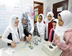 عمان اليوم - تعليمية مسندم العُمانية تتابع احتياجات المدارس البحرية