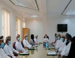 عمان اليوم - اجتماع لتنسيق ودعم الجهود لضمان الصحة العامة بعد الحالة المدارية في عُمان