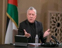 عمان اليوم - العاهل الأردني يتحدث عن بعض محاور محادثاته في واشنطن