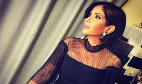 عمان اليوم - منى زكي تكشف سبب نيتها الاحتفال مجدداً بزواجها من أحمد حلمي بعد 20 عام على زفافهما