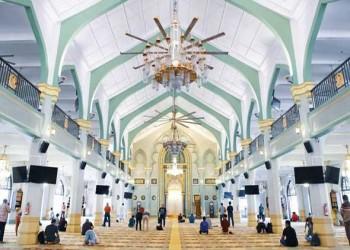 عمان اليوم - مواعيد الصلاة في عمان اليوم الجمعة 22 تشرين الأول / أكتوبر 2021