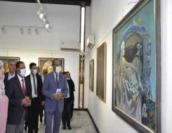 """عمان اليوم - معرض """"شواهد على الفن"""" يوثق تاريخ الفنون التشكيلية في السعودية"""