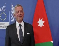 عمان اليوم - عودة حركة الشحن عبر مركز جابر بين الأردن وسوريا