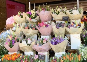عمان اليوم - أفكار مجربة للعناية بباقات الورود الطبيعية