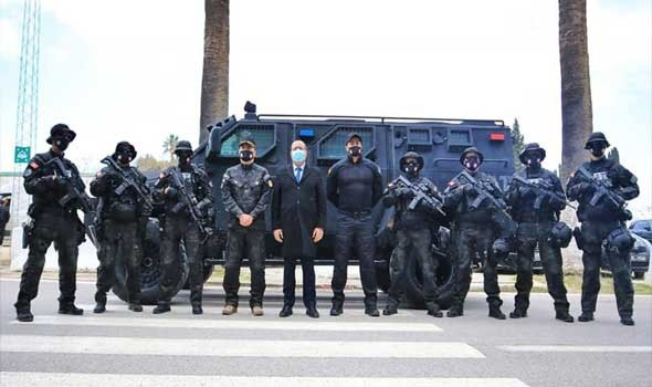 عمان اليوم - مركز شرطة السويق في عُمان يُدير مرحلة التعافي