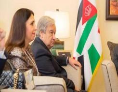 عمان اليوم - غوتيريش يؤكد أن العالم بات قريبا جدا ًمن الدمار النووي