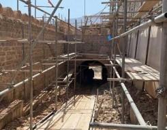 عمان اليوم - تواصل مشروع ترميم المواقع الأثرية والتراثية بجهود أهلية في الحمراء العُمانية