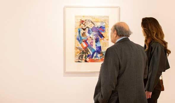 """عمان اليوم - معرض """" أنوار من لبنان"""" يشهد ثلاثة أجيال فنية في قلب باريس"""