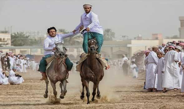 """عمان اليوم - """"العُماني نصر المفرجي"""" عشقت الخيل منذ الطفولة ورياضة الفروسية ليست مكلفة"""