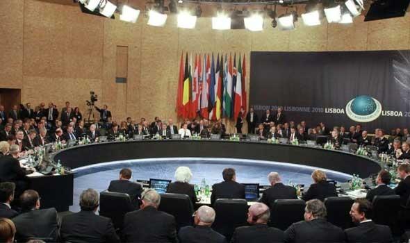 """عمان اليوم - """"الناتو"""" يؤكد أن الخلاف الفرنسي ـ الأميركي يجب ألا يسبب انقساماً في الحلف ويسحب أوراق اعتماد روس"""