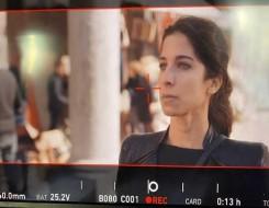 عمان اليوم - تالة خليل تدخل عالم النجومية بفيلم عالمي يروي قصة توتَر مع والدٍ لم تسمح الظروف بلقائه بعد 20 عاماً